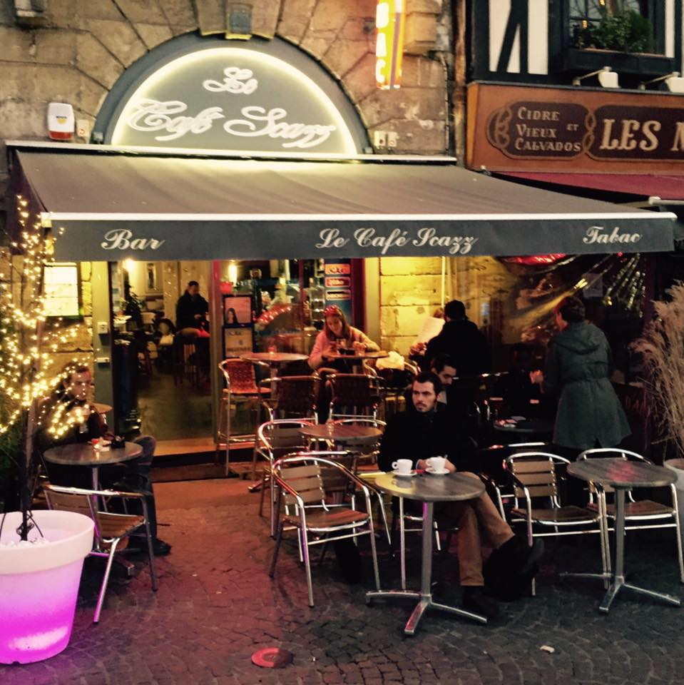 LE CAFE SCAZZ ROUEN